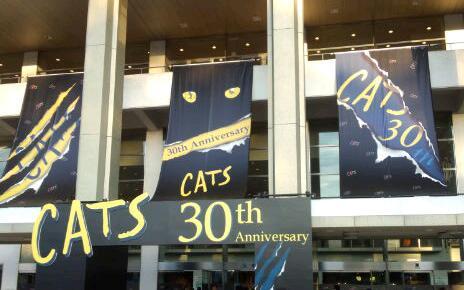 9/28静岡「CATS<br />  」ソワレ